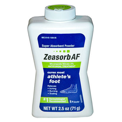 Picture of Zeasorb Athletes Foot Powder 2.5 oz.