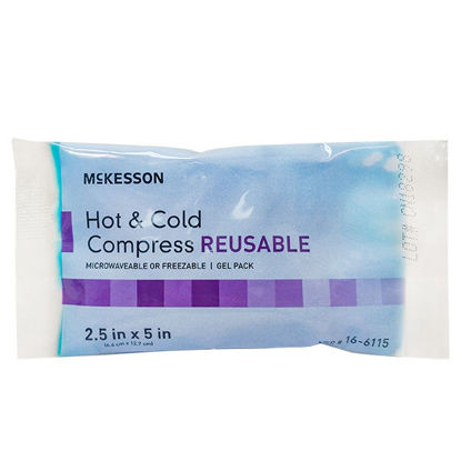Picture of Cooling Eye Reusable Cold Pack 2.5 in. x 5 in.