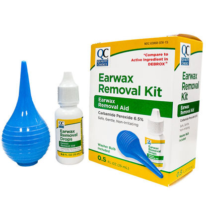 Picture of Ear Wax Removal Kit 0.5 fl. oz.
