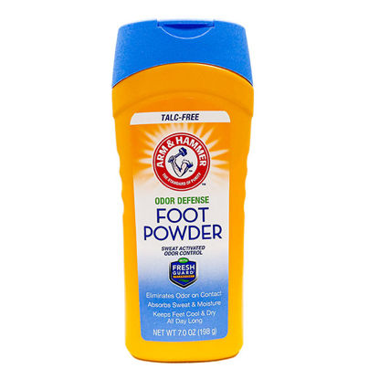 Picture of Arm and Hammer Odor Control Foot Powder 7 oz.