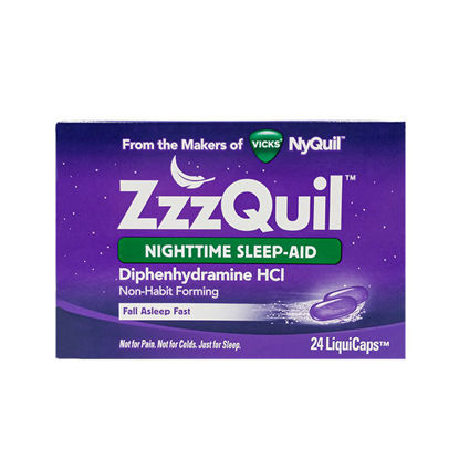 Picture of ZZZQuil Sleepaid 24/Ct